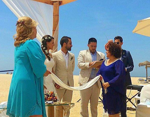 La boda de Manu y María en Zahara De Los Atunes, Cádiz 4