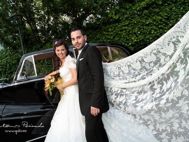 La boda de Ester y Jonathan en Huarte-pamplona, Navarra 1