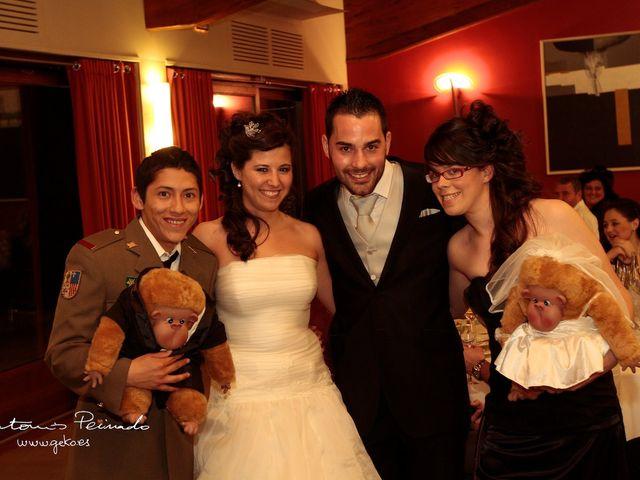 La boda de Ester y Jonathan en Huarte-pamplona, Navarra 6