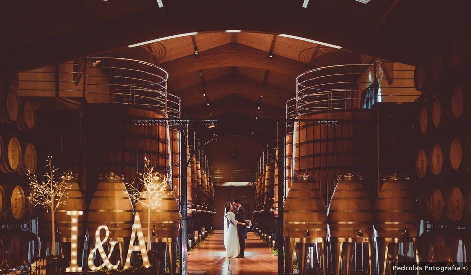 La boda de Alex y Isa en Chinchilla De Monte Aragon, Albacete