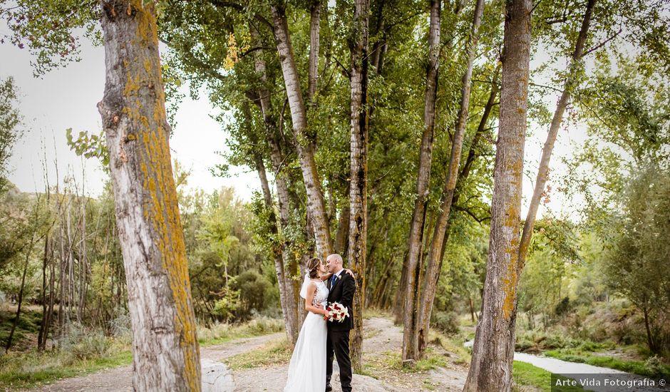 La boda de Jorge y Elena en Guejar Sierra, Granada