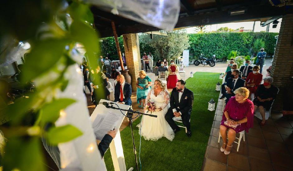 La boda de Óscar  y Alba en Chiclana De La Frontera, Cádiz