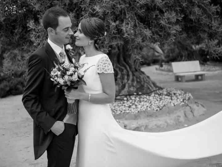 La boda de Sofia y Oscar