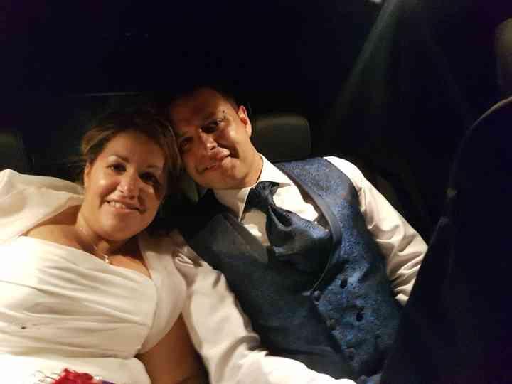 La boda de Aida y Fran