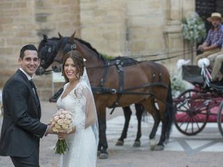La boda de Eva y Víctor
