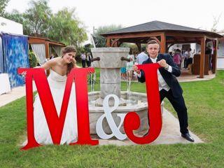 La boda de Miry y Jose 1