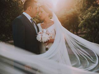 La boda de Mabel y Aitor
