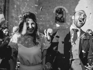 La boda de Natalia y Gustavo