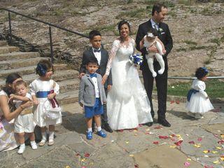 La boda de Martha y Israel