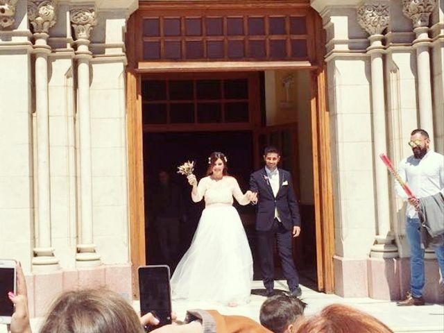 La boda de Pedro y María  en Cartagena, Murcia 5