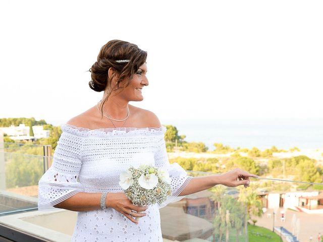 La boda de Jose y Pili en L' Ametlla De Mar, Tarragona 5