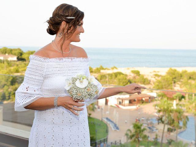 La boda de Jose y Pili en L' Ametlla De Mar, Tarragona 6