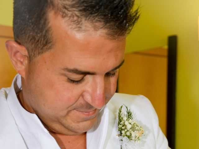 La boda de Jose y Pili en L' Ametlla De Mar, Tarragona 9