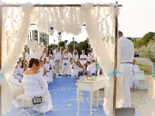 La boda de Jose y Pili en L' Ametlla De Mar, Tarragona 12