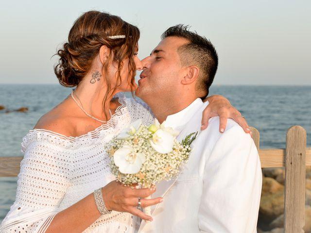 La boda de Jose y Pili en L' Ametlla De Mar, Tarragona 15