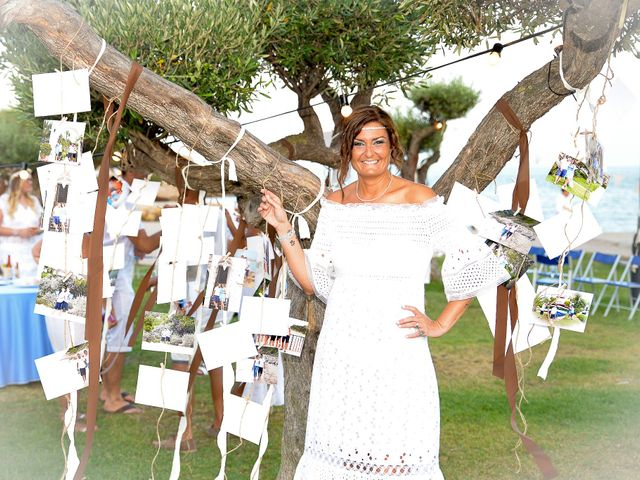 La boda de Jose y Pili en L' Ametlla De Mar, Tarragona 19