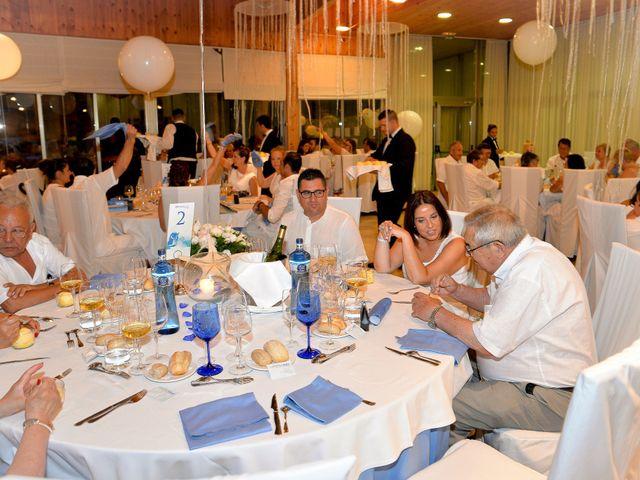 La boda de Jose y Pili en L' Ametlla De Mar, Tarragona 22
