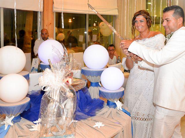 La boda de Jose y Pili en L' Ametlla De Mar, Tarragona 25