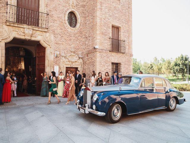 La boda de Andrés y Raquel en Alcalá De Henares, Madrid 44