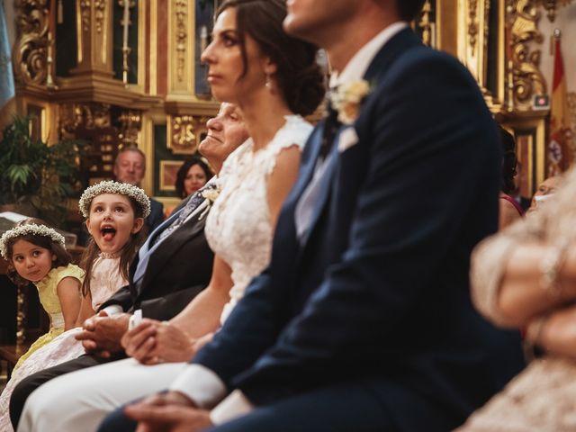 La boda de Andrés y Raquel en Alcalá De Henares, Madrid 1