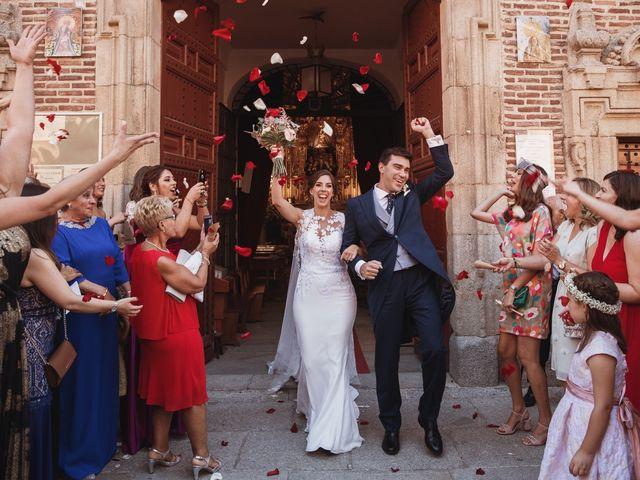 La boda de Andrés y Raquel en Alcalá De Henares, Madrid 57