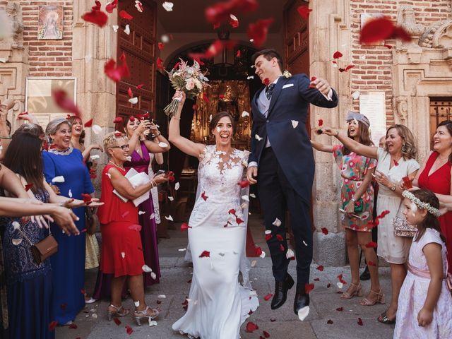 La boda de Andrés y Raquel en Alcalá De Henares, Madrid 58