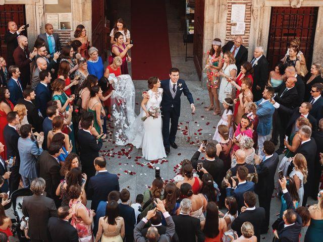 La boda de Andrés y Raquel en Alcalá De Henares, Madrid 60