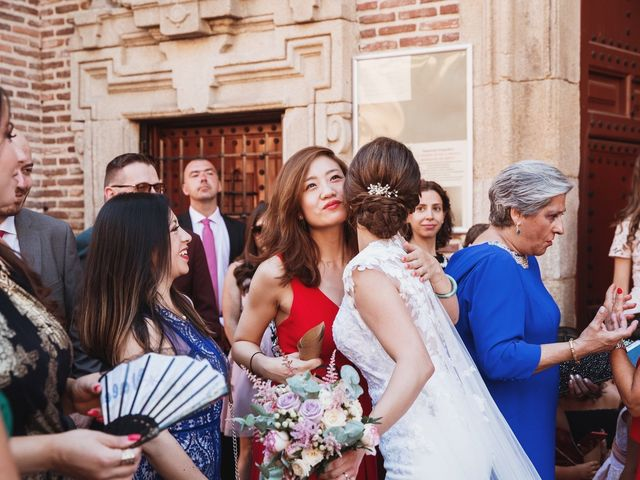La boda de Andrés y Raquel en Alcalá De Henares, Madrid 61