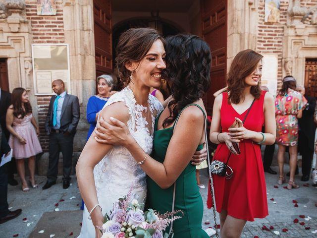 La boda de Andrés y Raquel en Alcalá De Henares, Madrid 62