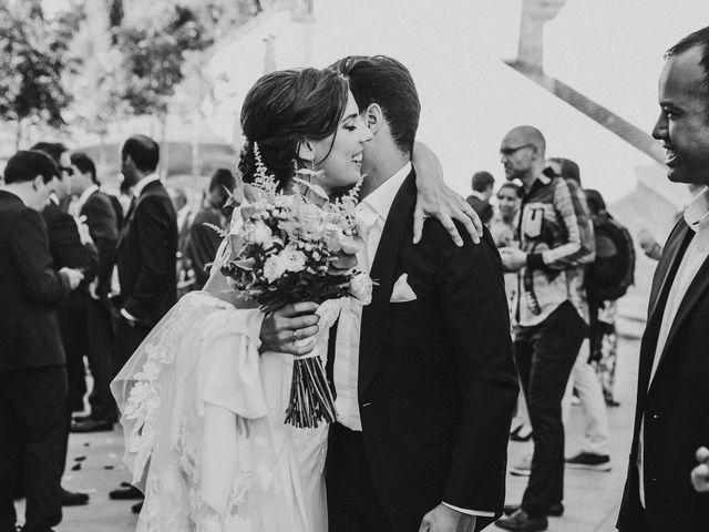 La boda de Andrés y Raquel en Alcalá De Henares, Madrid 64