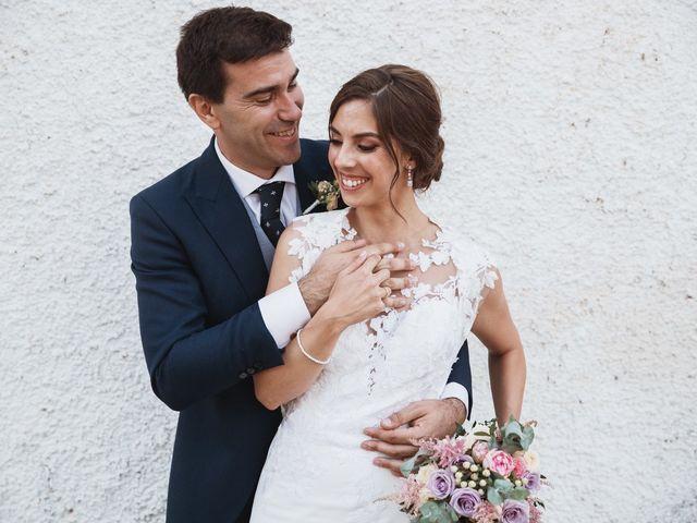 La boda de Andrés y Raquel en Alcalá De Henares, Madrid 2