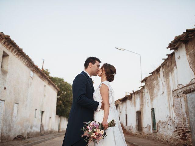 La boda de Andrés y Raquel en Alcalá De Henares, Madrid 80