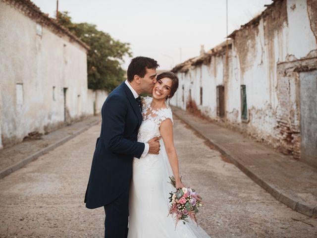 La boda de Andrés y Raquel en Alcalá De Henares, Madrid 81