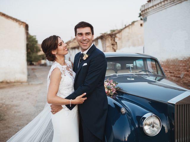 La boda de Andrés y Raquel en Alcalá De Henares, Madrid 82