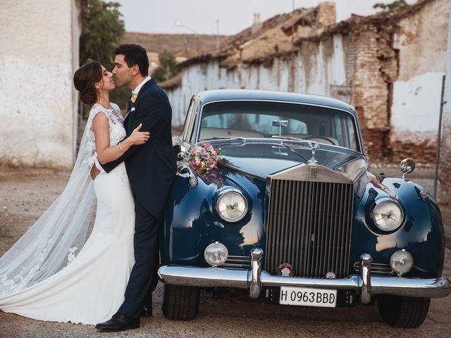 La boda de Andrés y Raquel en Alcalá De Henares, Madrid 83