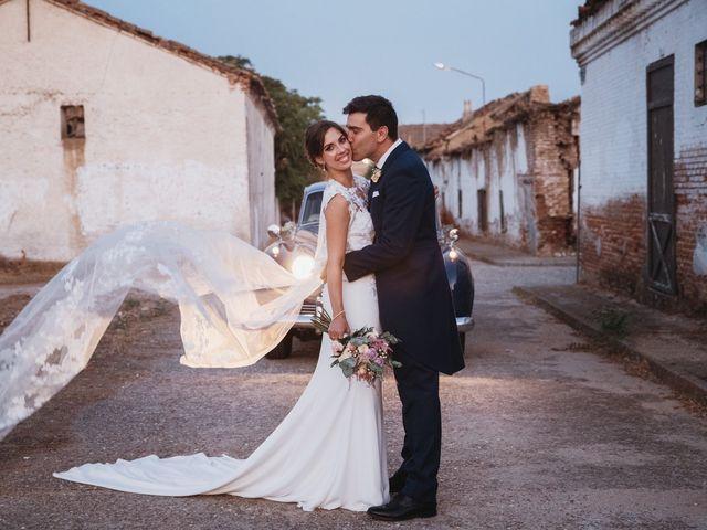 La boda de Andrés y Raquel en Alcalá De Henares, Madrid 86