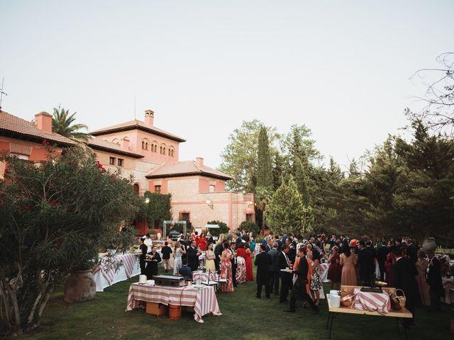 La boda de Andrés y Raquel en Alcalá De Henares, Madrid 89