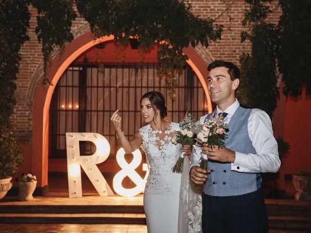 La boda de Andrés y Raquel en Alcalá De Henares, Madrid 99