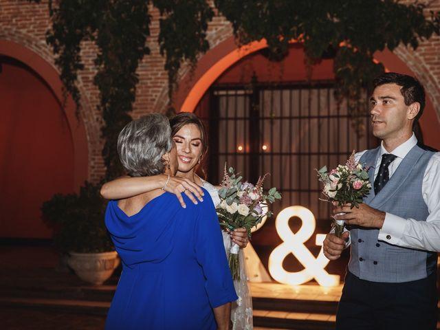 La boda de Andrés y Raquel en Alcalá De Henares, Madrid 100