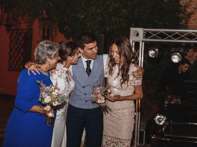 La boda de Andrés y Raquel en Alcalá De Henares, Madrid 101