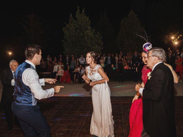 La boda de Andrés y Raquel en Alcalá De Henares, Madrid 103