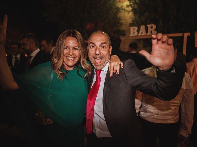 La boda de Andrés y Raquel en Alcalá De Henares, Madrid 110