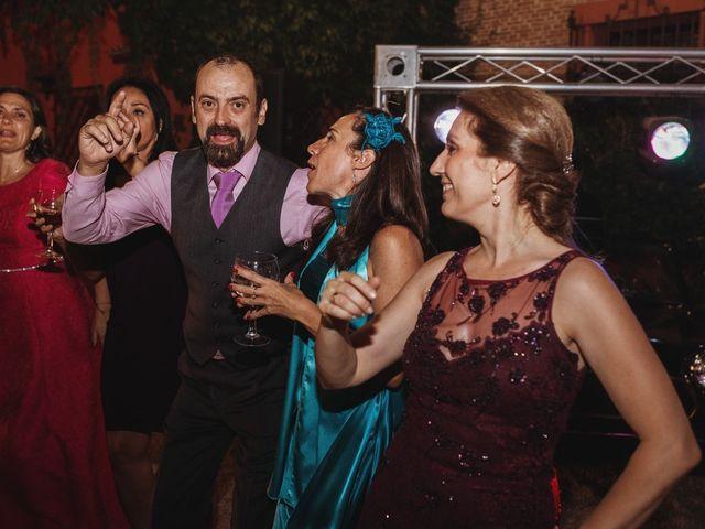 La boda de Andrés y Raquel en Alcalá De Henares, Madrid 115