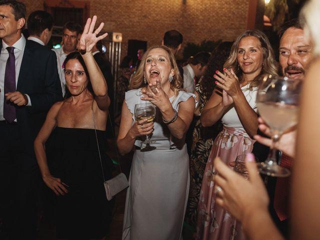 La boda de Andrés y Raquel en Alcalá De Henares, Madrid 120