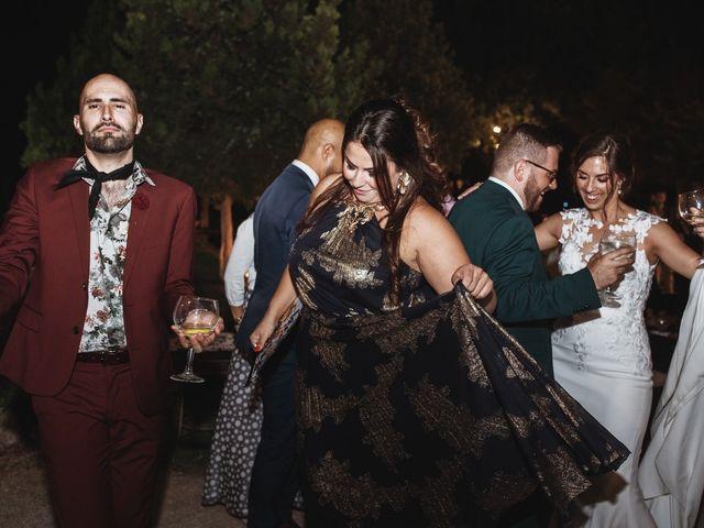 La boda de Andrés y Raquel en Alcalá De Henares, Madrid 122