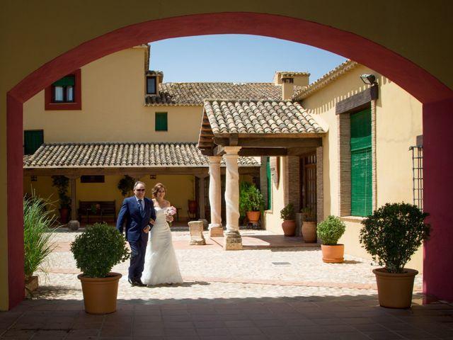 La boda de Isidoro y Sandra en Las Pedroñeras, Cuenca 6