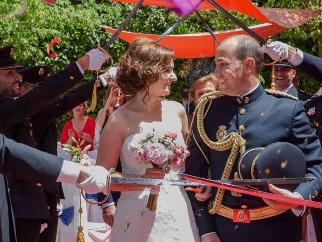 La boda de Isidoro y Sandra en Las Pedroñeras, Cuenca 8