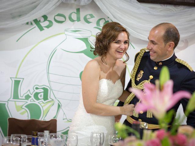 La boda de Isidoro y Sandra en Las Pedroñeras, Cuenca 1