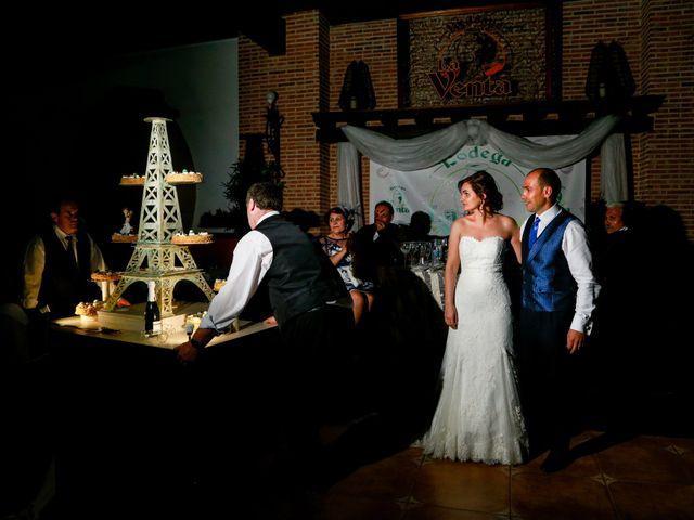 La boda de Isidoro y Sandra en Las Pedroñeras, Cuenca 12
