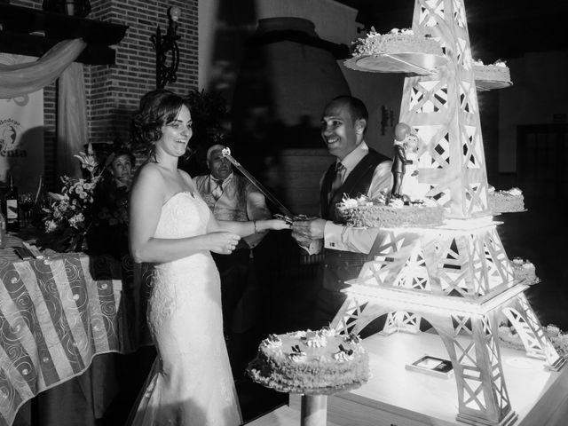 La boda de Isidoro y Sandra en Las Pedroñeras, Cuenca 13